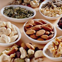 Nuts, Seeds & Dried Fruit