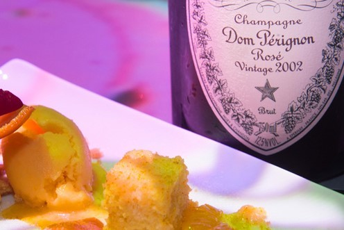 Unique Culinary Experiences Sponsored by Dom Perignon