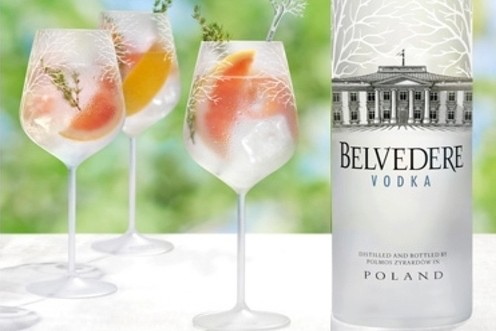 Belvedere Vodka Sponsors the ID Pop Up Party Service