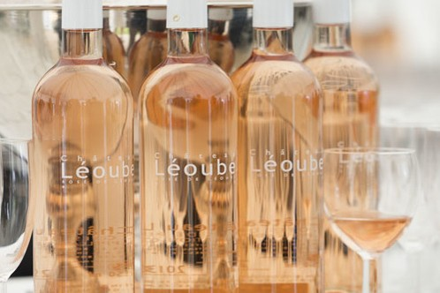 Chateau Leoube Becomes the Rose Wine Sponsor of ID