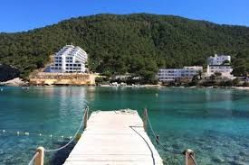 Cala Tarida Jetty